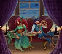 Steampunk. Digital. 2012